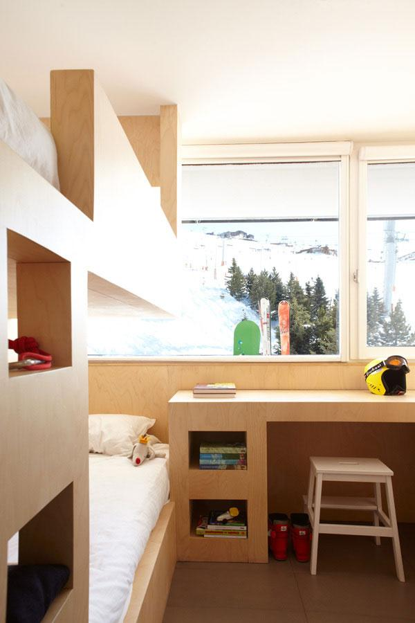 Fresh Apartment 7 - amazing small apartment design in Menuires.