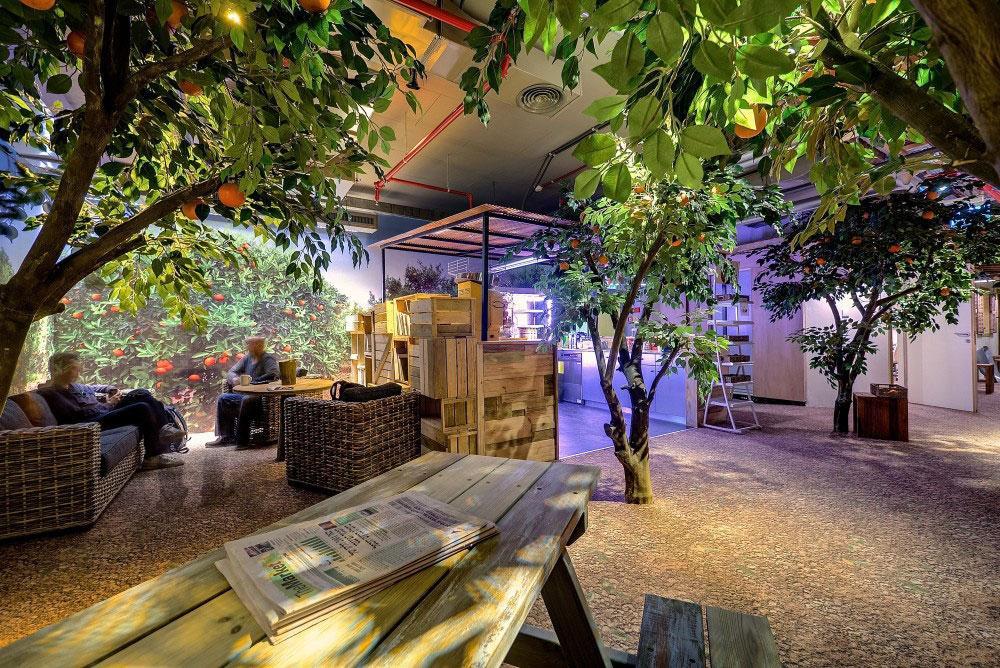 google office. Google Office 1- The New Ultra Modern Of In Tel Aviv