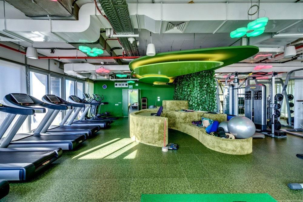 Google Office 10 - The New Ultra Modern Office of Google in Tel Aviv