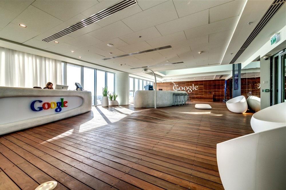 Google Office 11 - The New Ultra Modern Office of Google in Tel Aviv