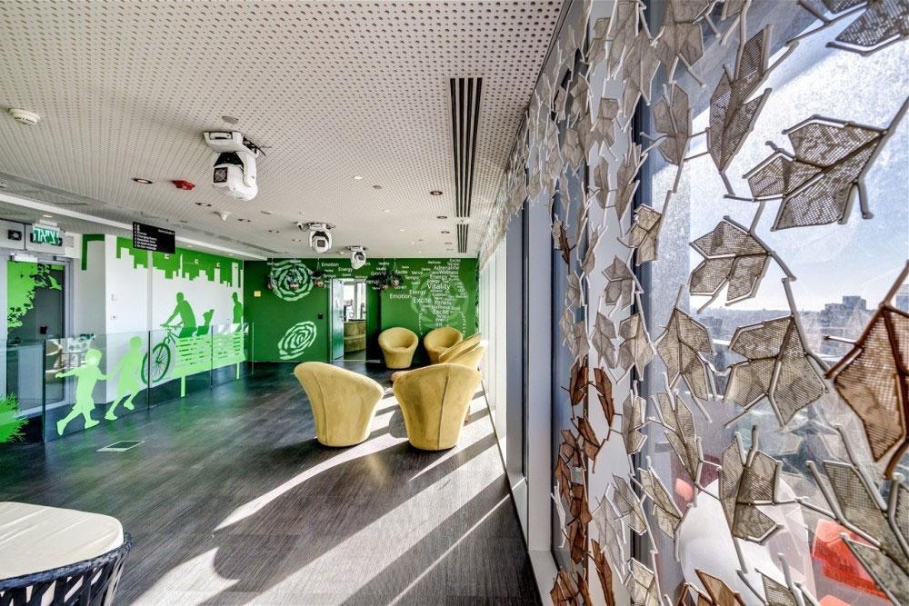 Google office tel aviv8 Square Google Office 12 The New Ultra Modern Office Of Google In Tel Aviv Founterior The New Ultra Modern Office Of Google In Tel Aviv Founterior