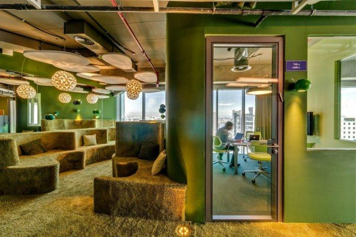 Google Office 17 - The New Ultra Modern Office of Google in Tel Aviv