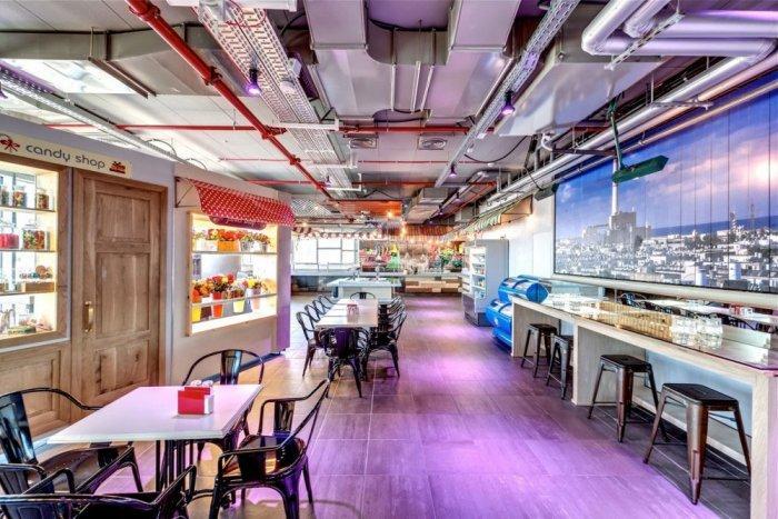 Google Office 18- The New Ultra Modern Office of Google in Tel Aviv
