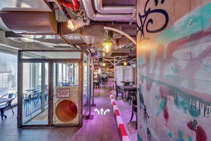Google Office 20 - The New Ultra Modern Office of Google in Tel Aviv