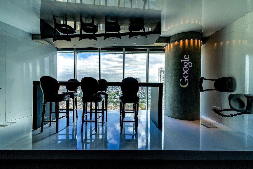 Google Office 4- The New Ultra Modern Office of Google in Tel Aviv