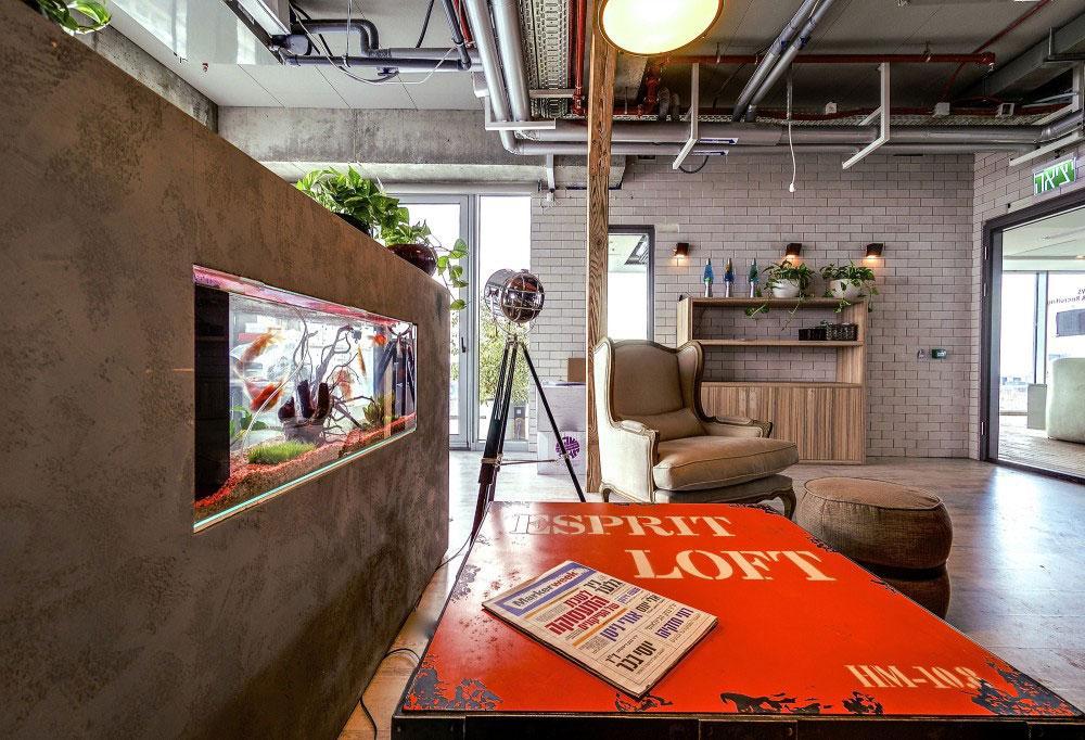 Google Office 5- The New Ultra Modern Office of Google in Tel Aviv