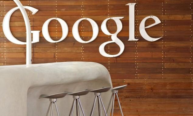 The new modern Google office in Tel Aviv