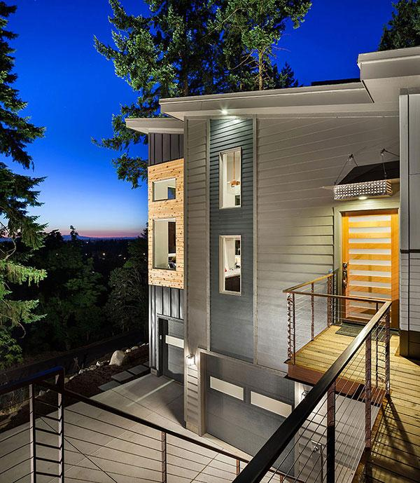 Gorgeous Home - Breathtaking Eclectic Modern House in Oregon, USA