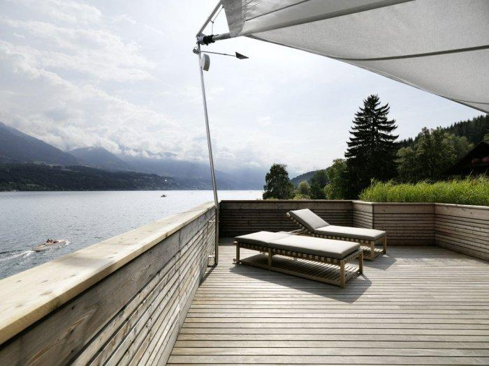 The boathouse 9 – modern luxury boathouse design by the lake.