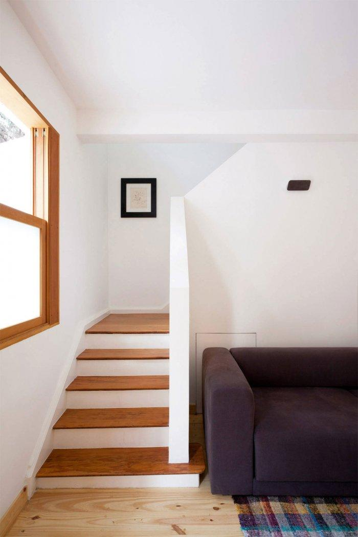 House Staircase - Modern Breezy and Cozy Home in Sao Paolo, Brazil