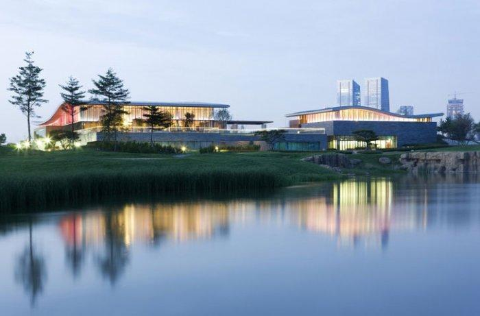 Luxury Golf club in Korea for Connoisseurs only.