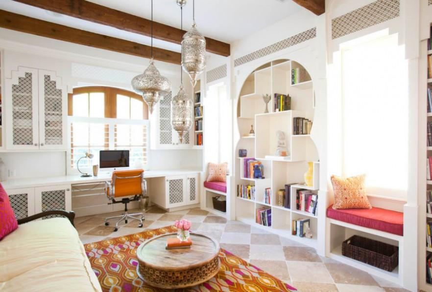 Interior Design - 7 Fantastic Home Accessories in Maroccan Style