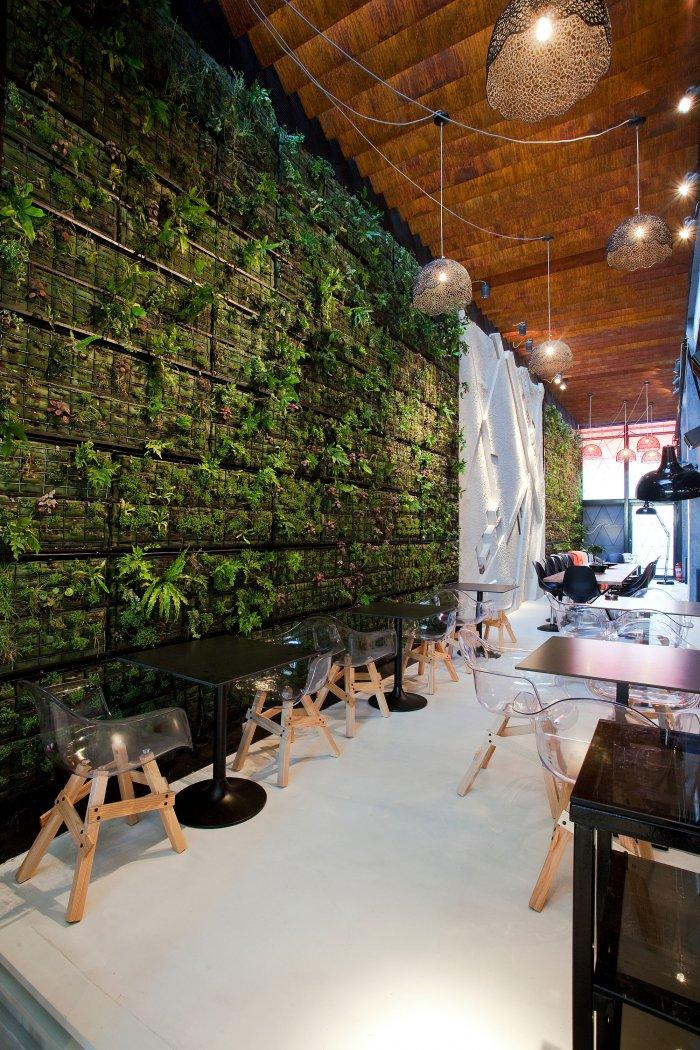 Modern Coffee Shop - Coffee Shop Decor and Interior Design in Athens