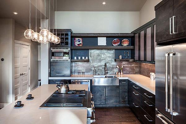 Breathtaking Eclectic Modern House In Oregon Usa Founterior