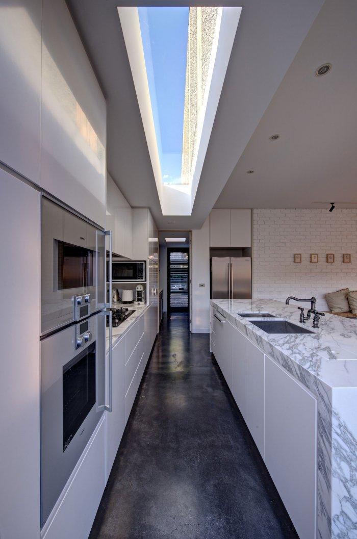 Modern Kitchen - Energy Efficient Home Design by Jessica Liew