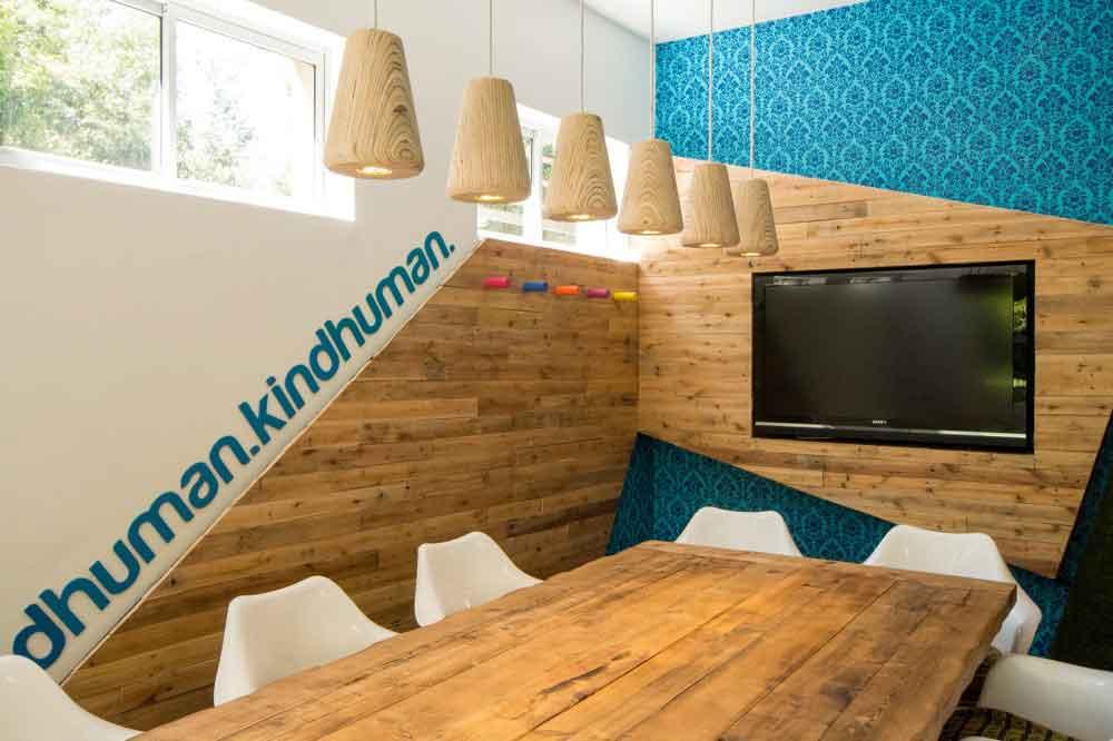 Ultra modern office interior design