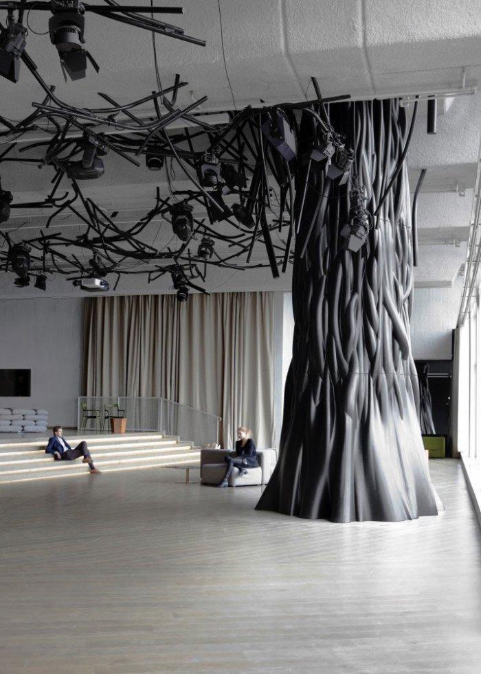 Night Venue - Modern Club Interior Design - Electric, Paris