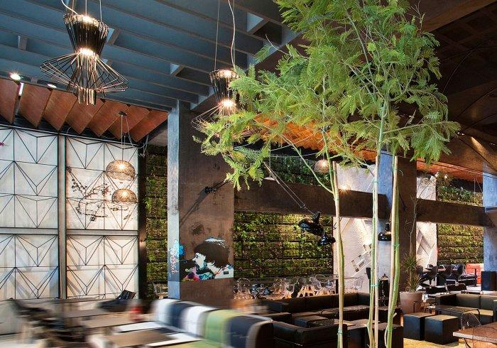 Relaxing Atmosphere - Coffee Shop Decor and Interior Design in Athens