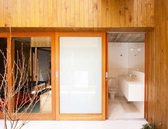 Sliding Doors 1 - Modern Breezy and Cozy Home in Sao Paolo, Brazil