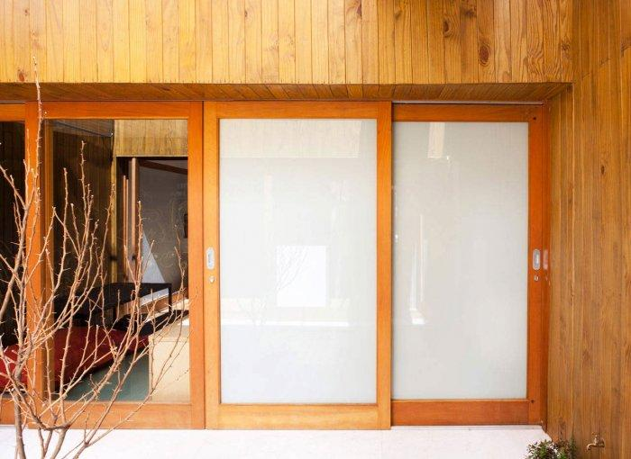 Sliding Doors - Modern Breezy and Cozy Home in Sao Paolo, Brazil