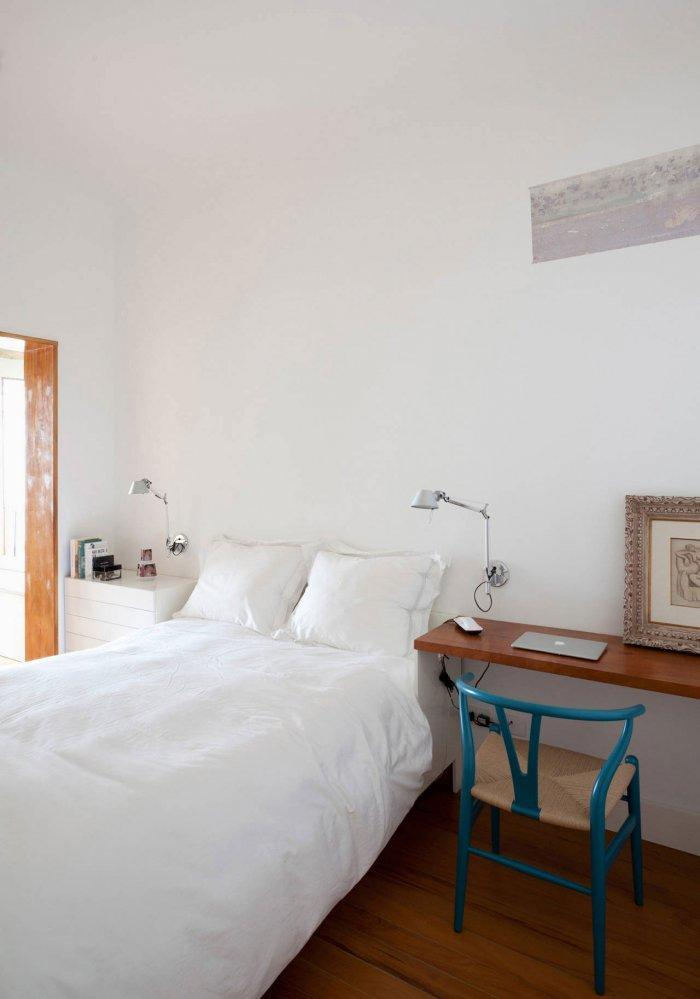 Small Bedroom - Modern Breezy and Cozy Home in Sao Paolo, Brazil