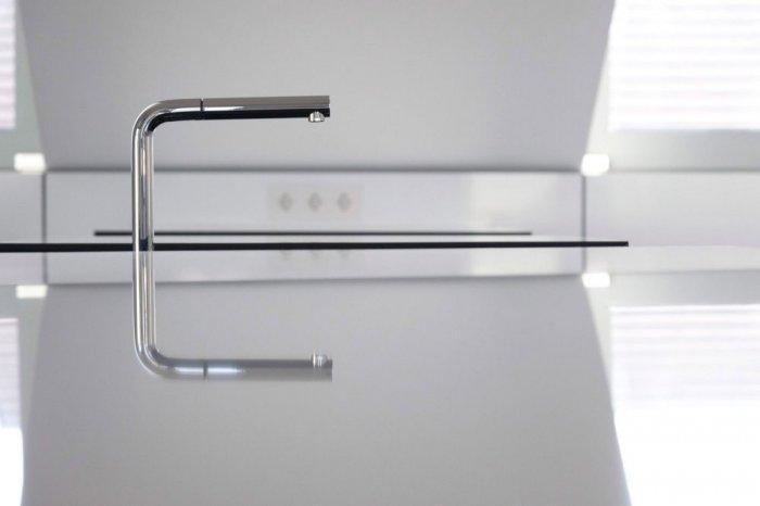 Ultra Modern Sink - Minimalist Apartment Hosting Inspiring Modern Design