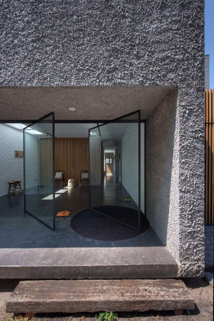 Window Sliding Doors- Energy Efficient Home Design by Jessica Liew