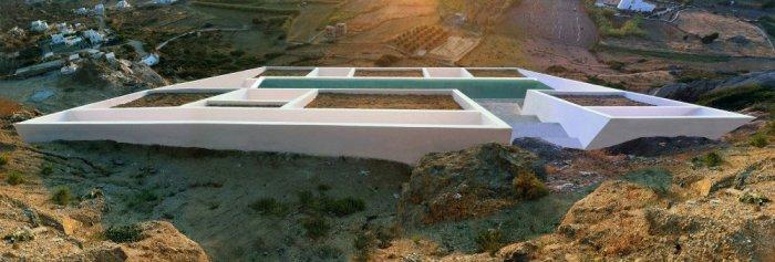 Amazing Architecture - Unbelievable Mediterranean Summer Villa in Naxos, Greece