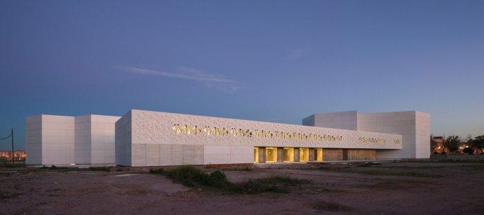 Art Center Cordoba Spain - Contemporary Architecture - The Art Center in Cordoba