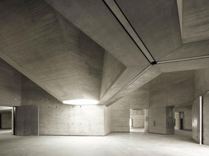 Art Center Interior Design - Contemporary Architecture - The Art Center in Cordoba