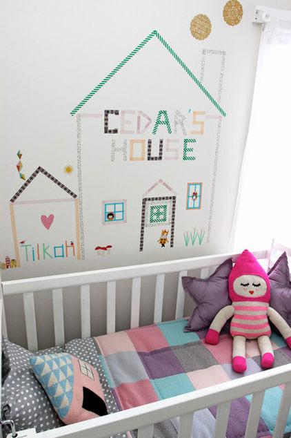 Baby Crib - Low Budget Spring Decorating Ideas for a Sunny Life