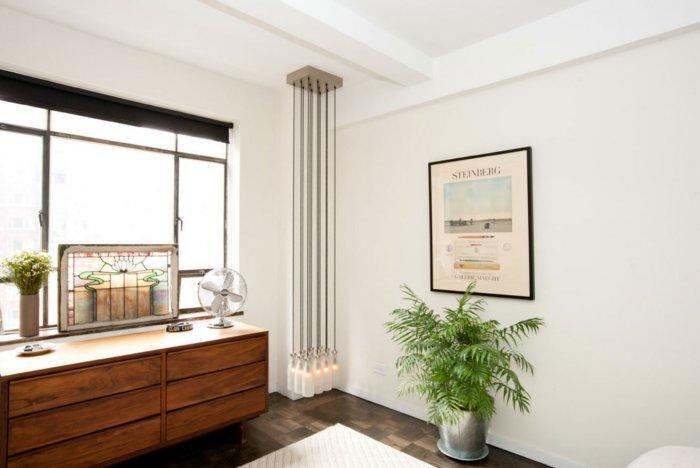 Bedroom Furniture - Apartment Rooms Decoration Ideas for Cozy Interior
