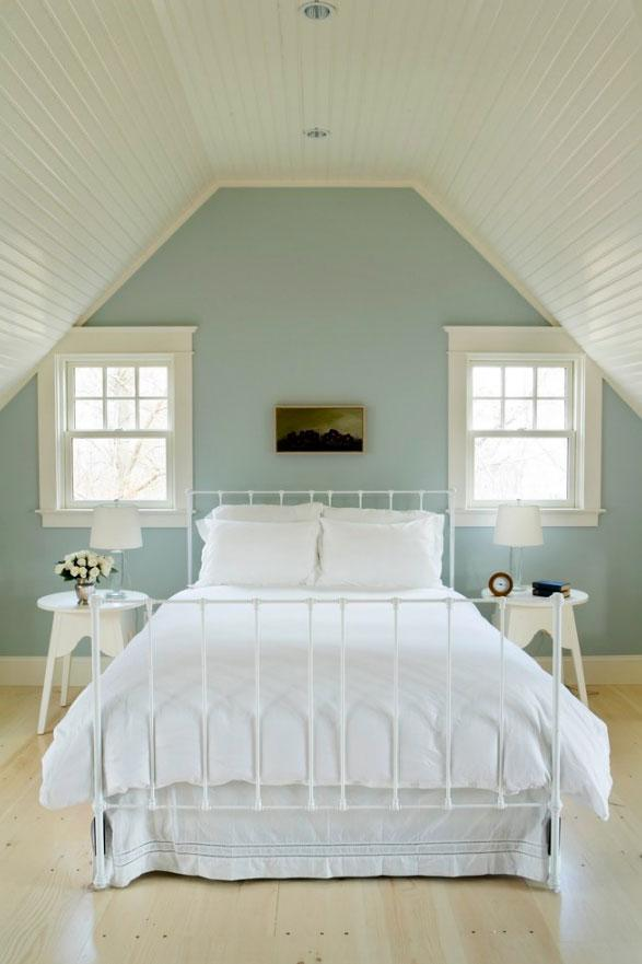Bedroom - Best USA Decor Examples of Home Wall Painting Ideas