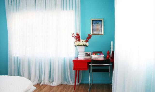 Blue Bedroom - 8 Top Home Decoration Color Trends for Stylish Interior
