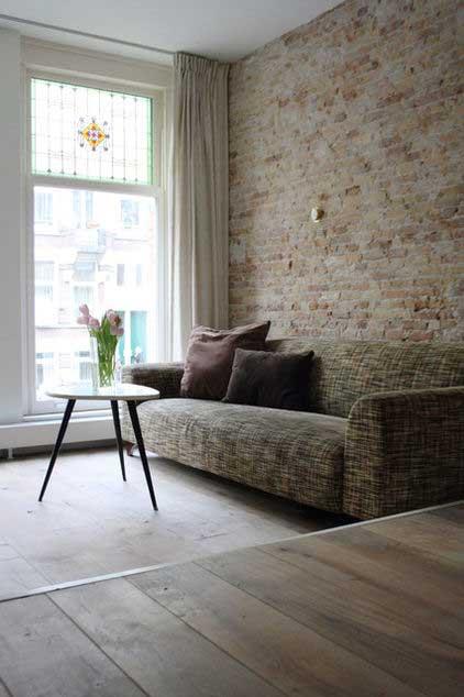 Loft Apartment Interior Design - Contemporary Lifestyle