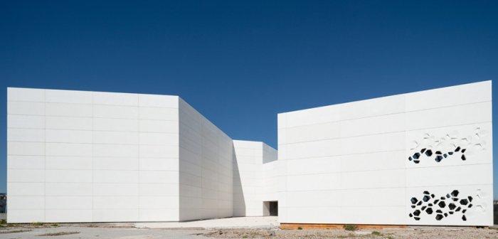 Contemporary Architecture - The Art Center in Cordoba