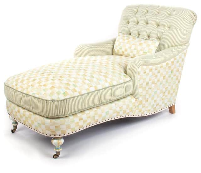 Contemporary Eclectic Sofa Design - Hand-Decorated Mid Century Modern Furniture