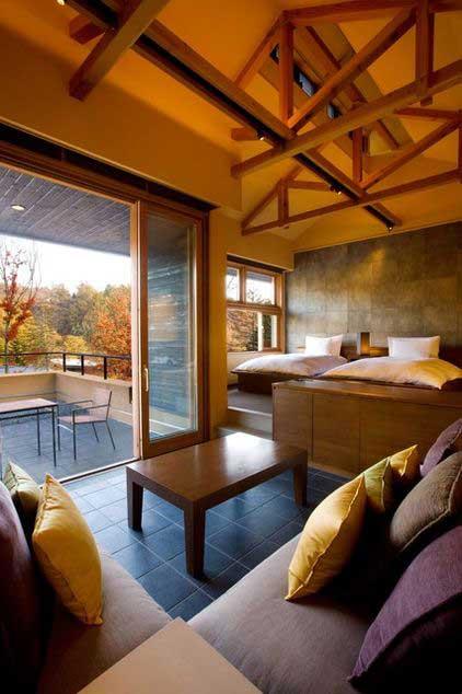 Contemporary Japanese Home Interior
