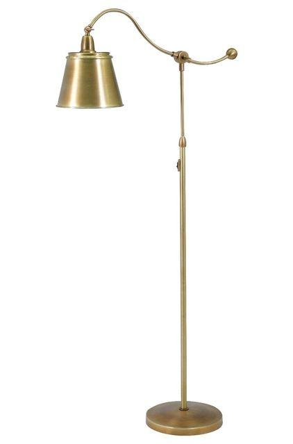 Copper Colored Elegant Lamp - What Furniture to Use to Transform Your Home Office?