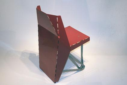 Creative Red Chair Product Design Ideas for Small Spaces