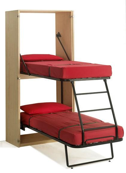 Double Bed for the Kids Room- 7 Unique and Creative Contemporary Furniture Examples
