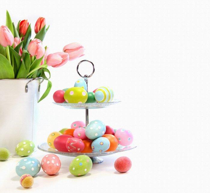 Easter Decorating Ideas in Pictures & How-To Examples