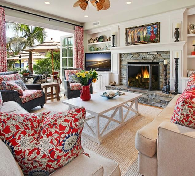 Eclectic Coastal Home on the Californian Shore