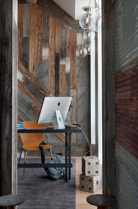 Workspace - Eclectic Home Decorating Ideas - The City Lifestyle
