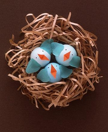 Egg Creatures - Easter Decorating Ideas in Pictures & How-To Examples