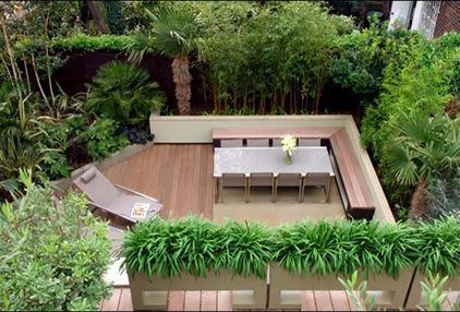 Garden Furniture - Garden Design Ideas - How to Use Shrubs for Hedge