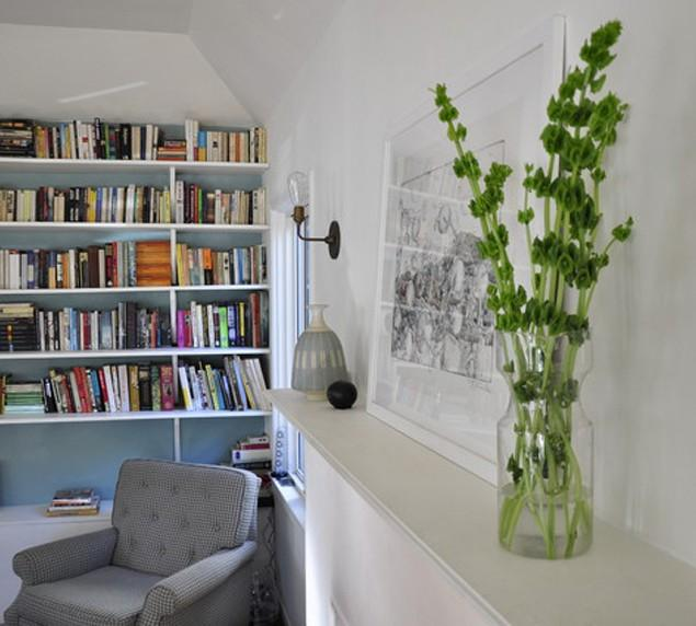 Green Decorative Plant- Charming and Cozy Contemporary Californian Cottage