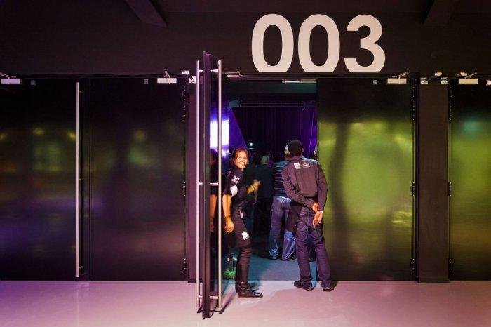 Hall Entrance Door - Amsterdam's Contemporary Architecture - Тhe Ziggo Dome