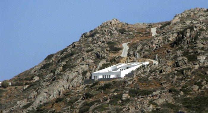 Unbelievable Mediterranean Summer House in Naxos, Greece