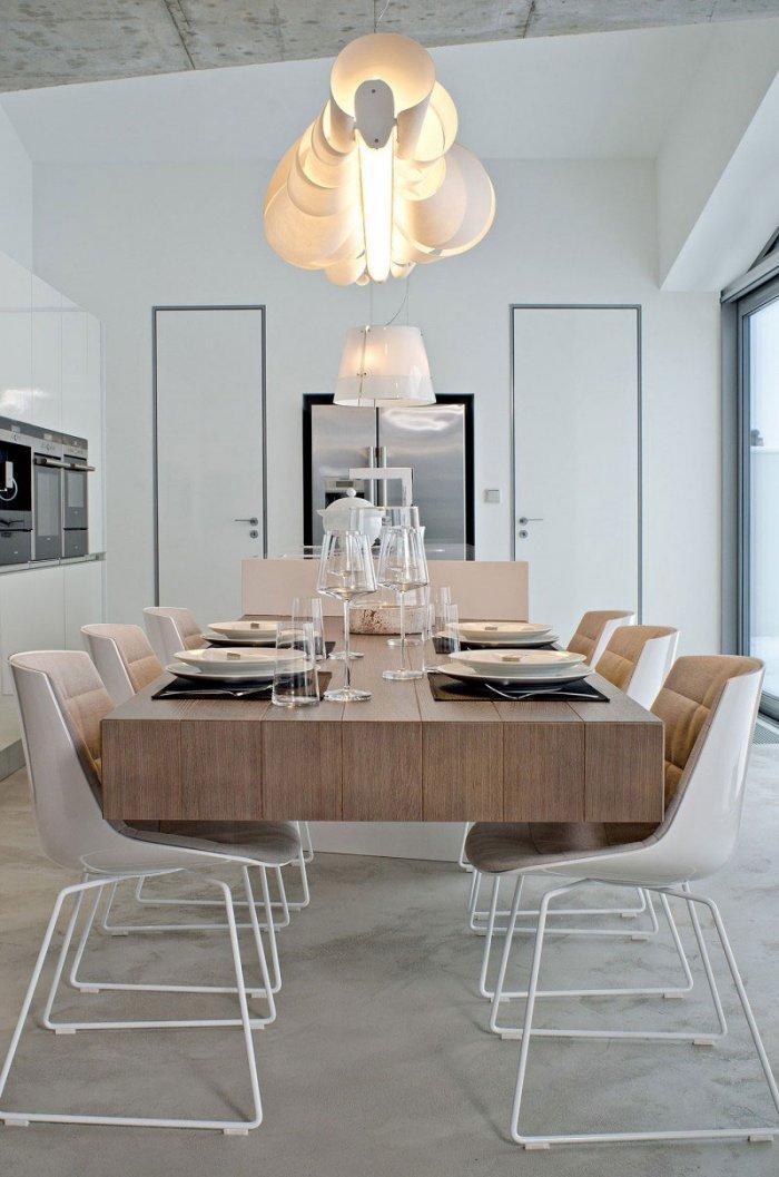 Interior Design Trends  - Concrete as a Global Apartment
